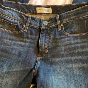 Banana Republic jeans size 29 skinny